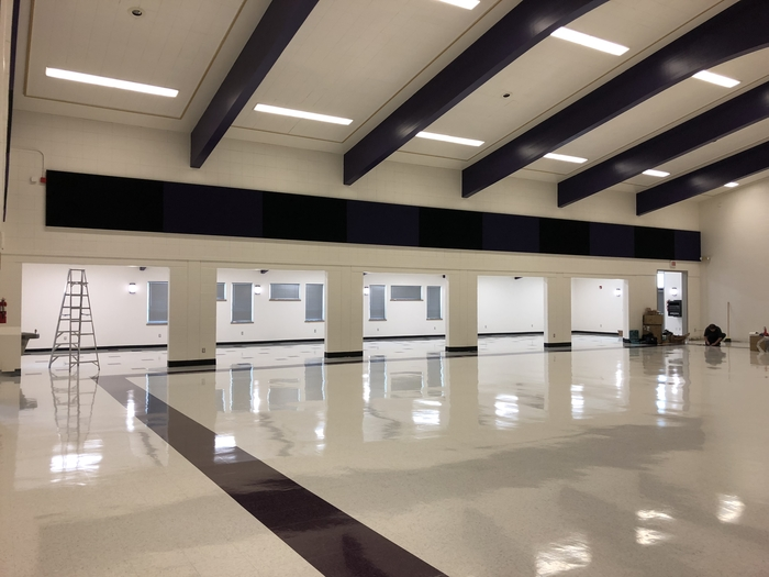CHS student center remodel