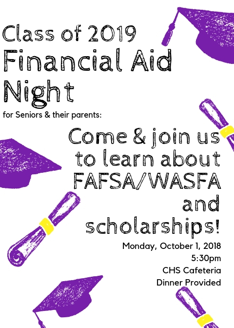 CHS Financial Aid Night