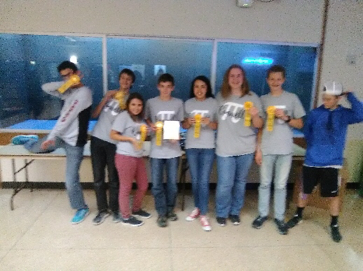 CHS math team took 4th place at Math is Cool competition and will advance to the Math is Cool Masters competition