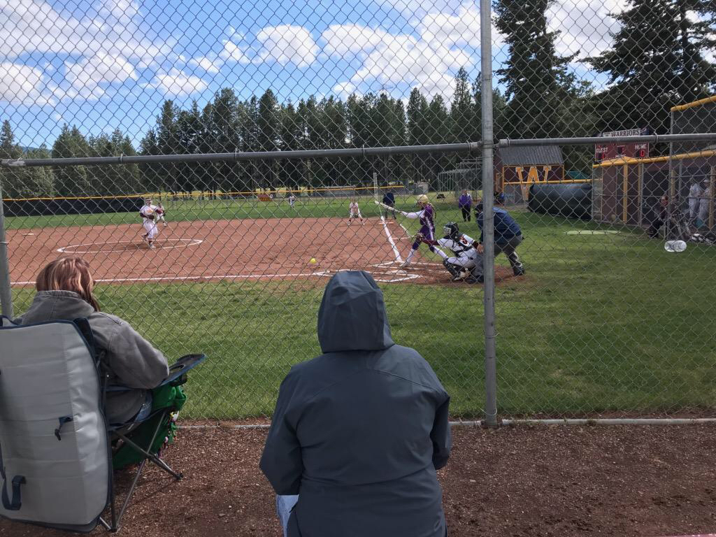 Softball at Cle Elum