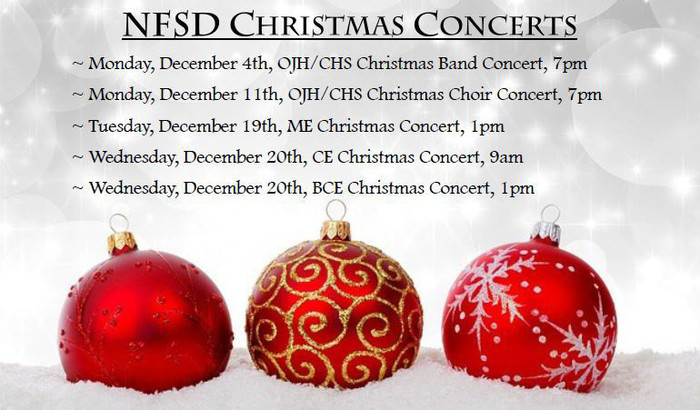 Christmas Concerts
