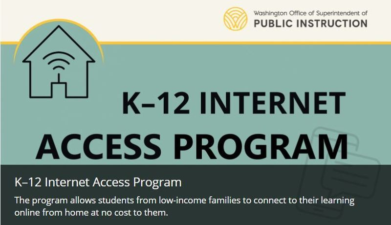 FREE INTERNET FOR ELIGIBLE FAMILIES